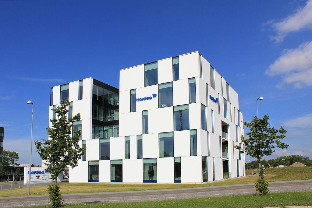 Kolding Denmark  City new picture : Office building in Design City Kolding. Denmark 2013.a