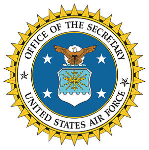 United States Department of the Air Force - Image: Office of the Secretary of the Air Force seal