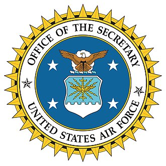 United States Secretary of the Air Force - Image: Office of the Secretary of the Air Force seal