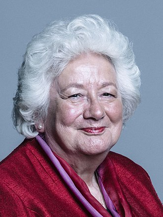 Angela Harris, Baroness Harris of Richmond - Image: Official portrait of Baroness Harris of Richmond crop 2