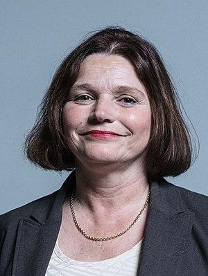 Julie Cooper (politician) - Image: Official portrait of Julie Cooper crop 2