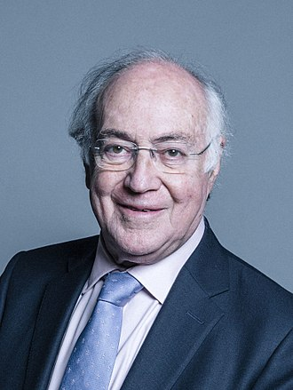2005 United Kingdom general election - Image: Official portrait of Lord Howard of Lympne crop 2