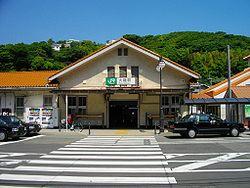 大磯駅(神奈川県中郡大磯町) 駅・路線図から地 …