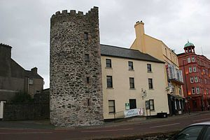 Bangor, County Down - The Old Custom House