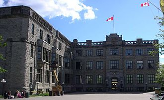 Multiculturalism in Canada - The Global Centre for Pluralism is located in Ottawa on Sussex Drive at the former location of the Canadian War Museum.