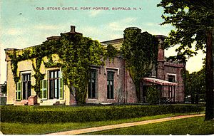 Fort Porter - Old Stone Castle, Fort Porter