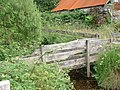 Old footbridge at Cam-Allt - geograph.org.uk - 216762.jpg