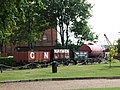 Old freight cars, Chatham Dockyard - geograph.org.uk - 1397203.jpg