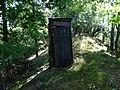 Olešná (Němčovice), záchod u če. 12.jpg