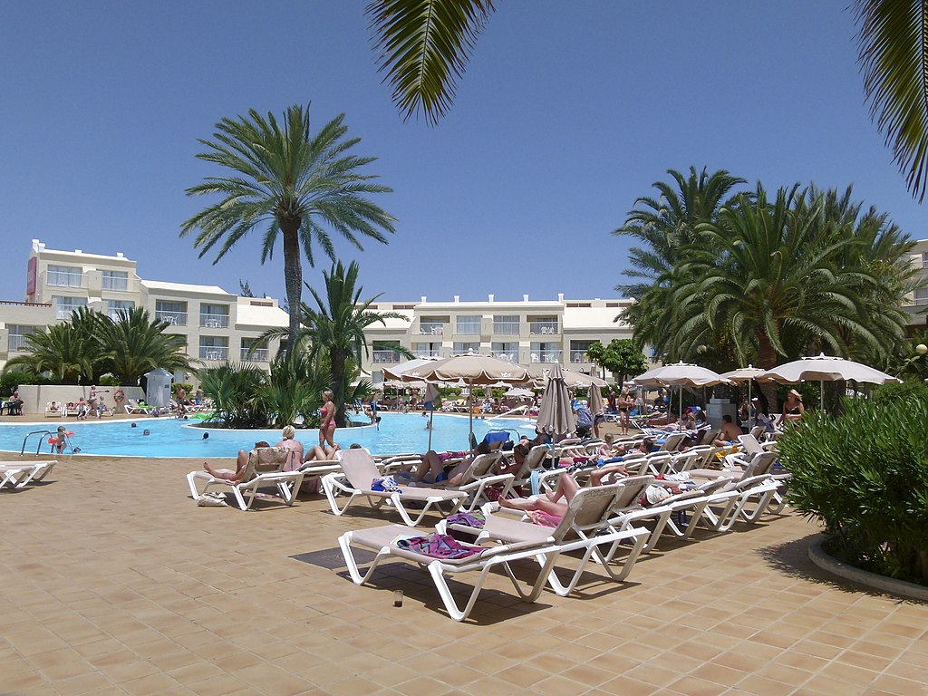 Riu Oliva Beach Resort Restaurant
