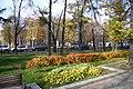 On Tverskoy Boulevard, Moscow in autumn.JPG