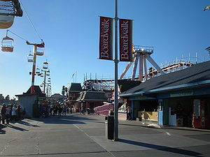 Santa Cruz Beach Boardwalk - Santa Cruz Beach Boardwalk