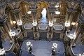 Opéra Garnier - Vue sur le grand escalier depuis le dernier étage.jpg