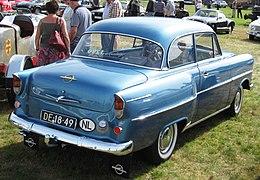 1956 Opel Olympia Rekord (07)   Georg Sander   Flickr