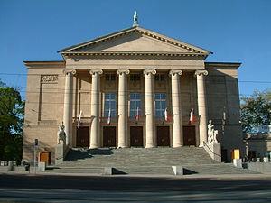 Poznań: Opera Poznań 2007 RB1