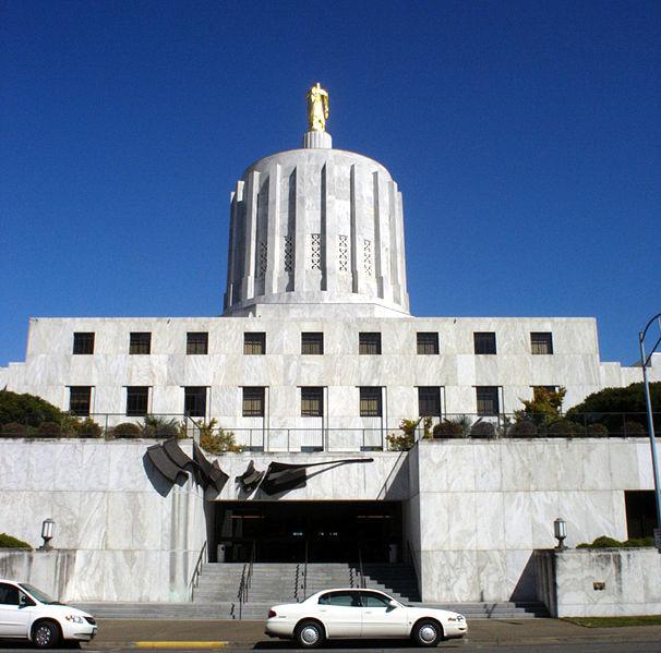 Datei:Oregon State Capitol building.jpg