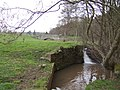 Ornamental bridge and mill-race - geograph.org.uk - 372071.jpg