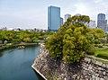 Osaka Osaka-jo Innerer Graben & Osaka Business Park 2.jpg