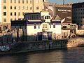 Otto Wagner Schützenhaus Donau Canal Vienna - 2 (8257274399).jpg