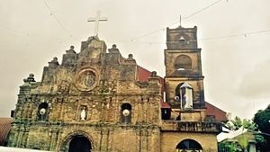 Cauayan, Isabela - Our Lady of the Pillar Church