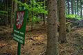 Přírodní park Řehořkovo kořenecko - značka, Kořenec, okres Blansko.jpg
