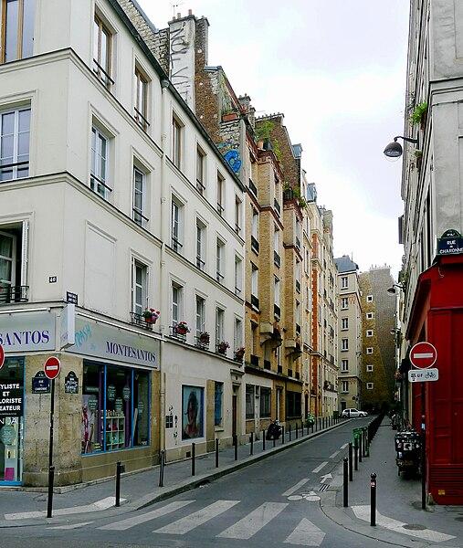 Fichier:P1020386 Paris XI Passage Josset rwk.JPG