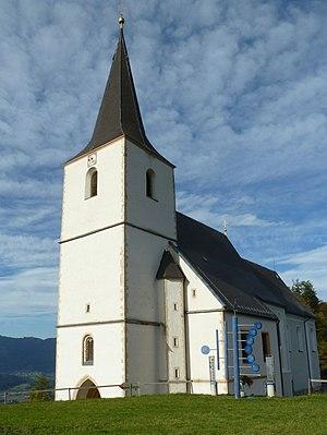 Frauenberg, Styria - Image: P1030637 Wallfahrtskirche Maria Rehkogel