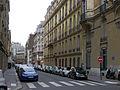 P1150753 Paris XVI rue Galilée rwk.jpg