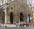 P1310660 Paris XI eglise St-Joseph-Nations porche rwk.jpg