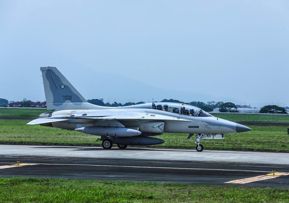 PAF FA-50 011