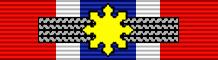 PHL Legion of Honor - Commander BAR