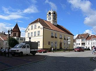 Górowo Iławeckie - Town Hall