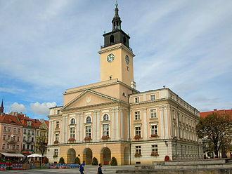 Kalisz Region - Image: PL Kalisz Ratusz