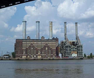 power plant, that generally runs only when there is a high demand