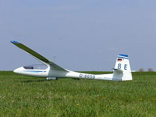 Allstar SZD-59 glider