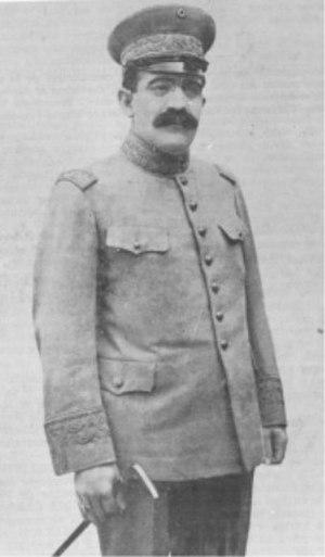 Pablo González Garza - Pablo Gonzalez in 1914