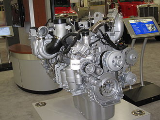 Paccar - Paccar MX engine