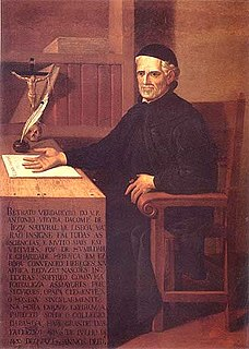 António Vieira 17th-century Portuguese diplomat and missionary