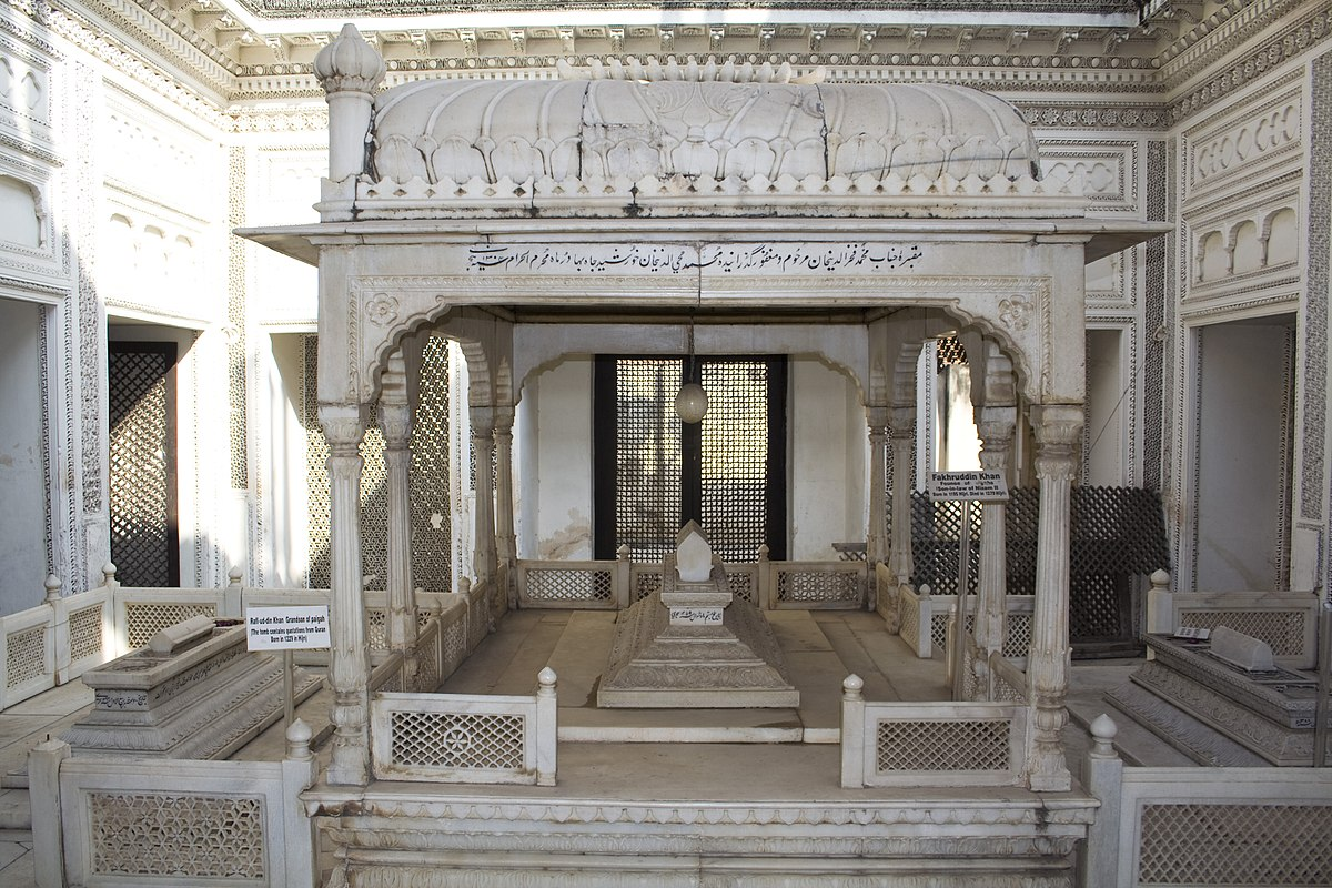 Paigah Tombs Wikipedia