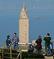 Pais na Torre de Hércules.jpg