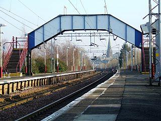 Paisley St James railway station
