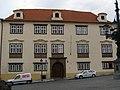 Palác Kleovský, Dittrichštejnský (Hradčany), Praha 1, Loretánská 7, Hradčany.JPG