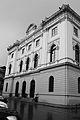 Palacio Nacional de Gobierno y Justicia en blanco y negro..jpg