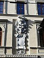 Palazzo della Sapienza ingresso via della Sapienza targa1.jpg