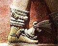 Palenque - Jungle - Relief de pied de Pacal II (ou pas).JPG