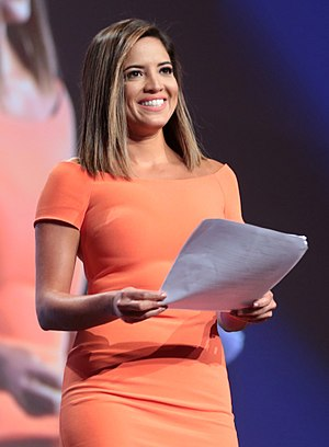 "Peruvian Americans - Pamela Silva Conde six time Emmy award winning journalist and co-anchor of the Univision Network's weekday newsmagazine, ""Primer Impacto"" (First Impact) one of the highest rating programs in the United States and in 12 Latin-American countries."