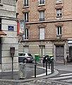 Panneau Histoire de Paris, moulin de Croulebarbe, 56 rue Corvisart, Paris 13e.jpg