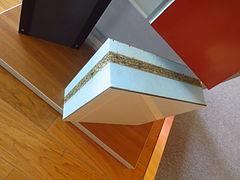 panneau sandwich wikimonde. Black Bedroom Furniture Sets. Home Design Ideas