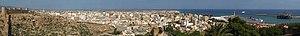 Panorámica de Almería