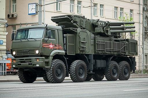 Pantsir-S1 (SA-22 Greyhound) (41204907934)